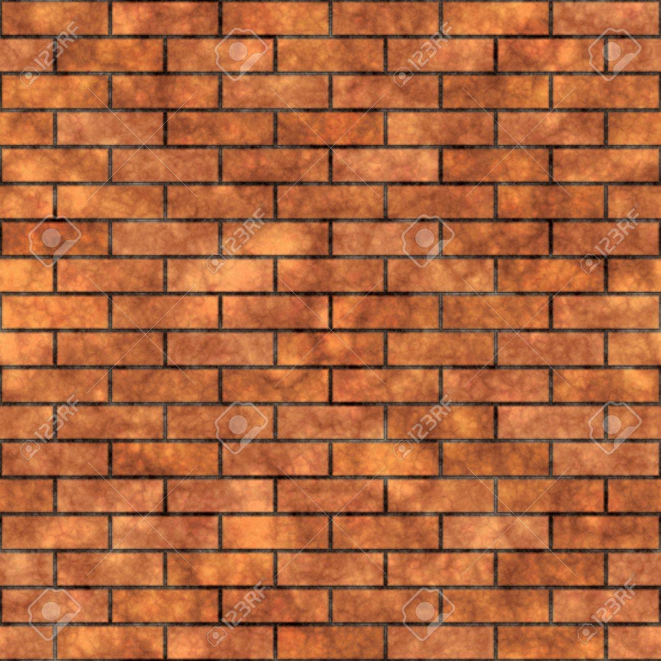 Seamless grungy brick wall texture in a burnt orange tone  Stock Photo    8204619. Seamless Grungy Brick Wall Texture In A Burnt Orange Tone  Stock
