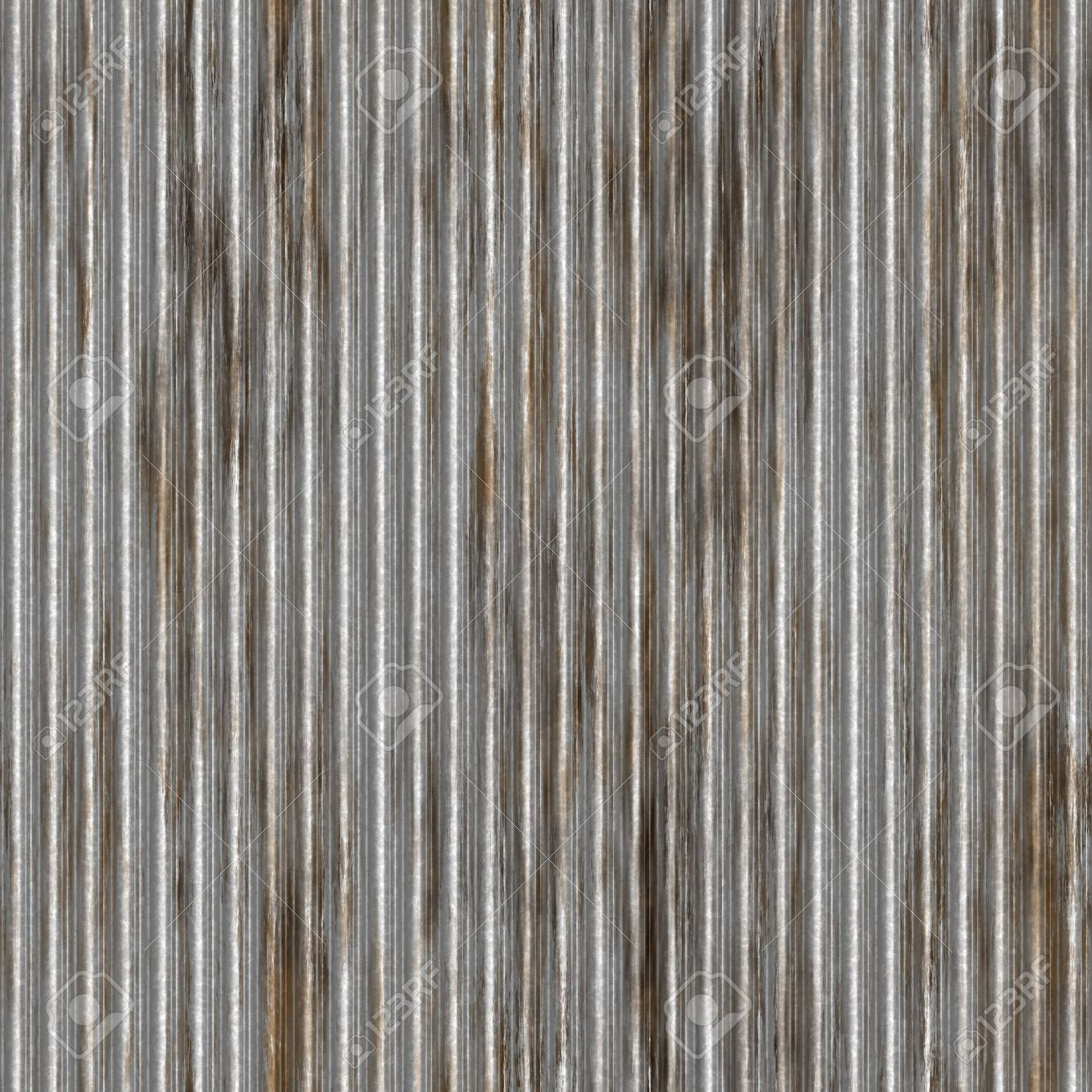 A corrugated metal texture with rust that tiles seamlessly as a pattern   Makes a great. A Corrugated Metal Texture With Rust That Tiles Seamlessly As