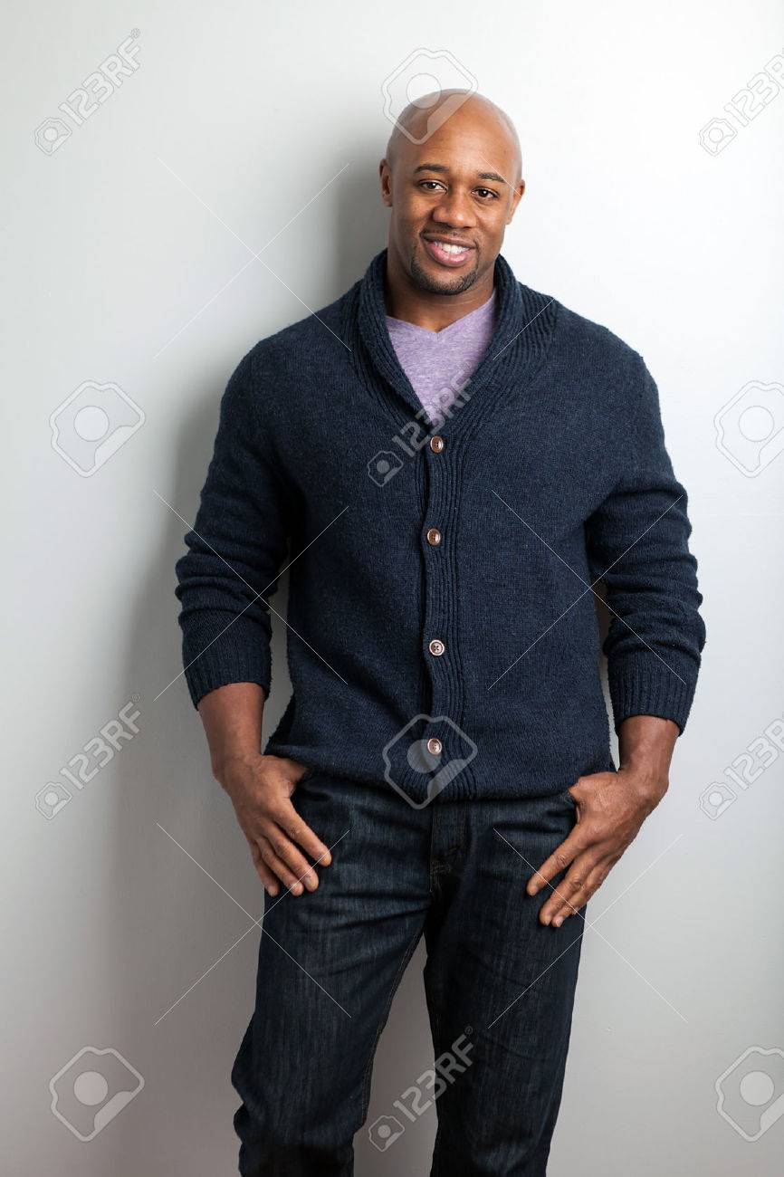 Stylish modern business man wearing work casual attire. Stock Photo - 36932442