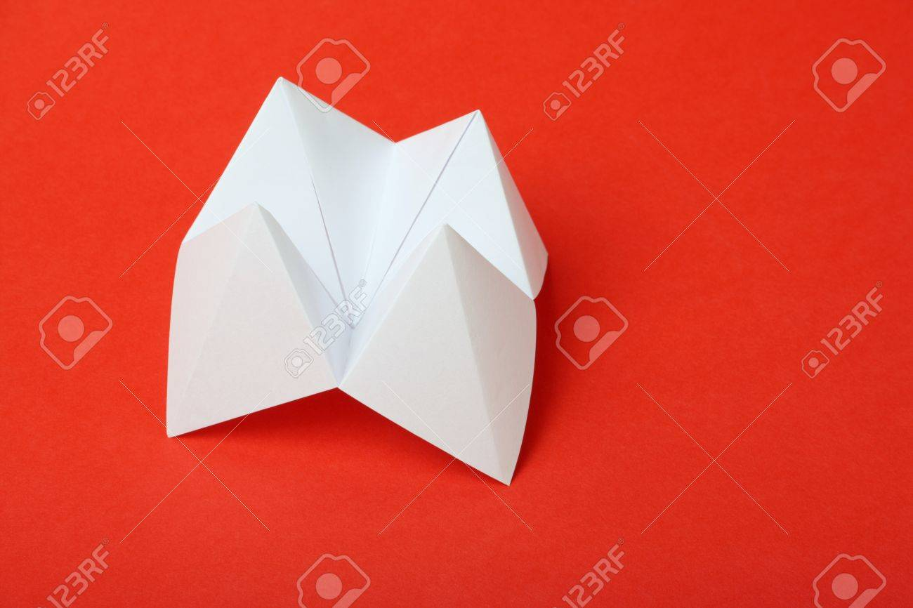 How To Make a Paper Fortune Teller - EASY Origami - YouTube | 866x1300