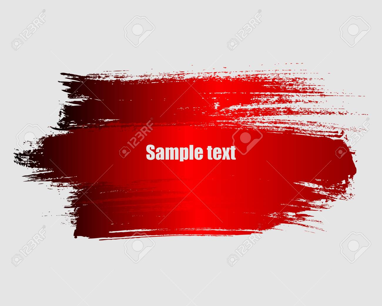 Paint grunge background. Vector illustrstion. Stock Vector - 6114383