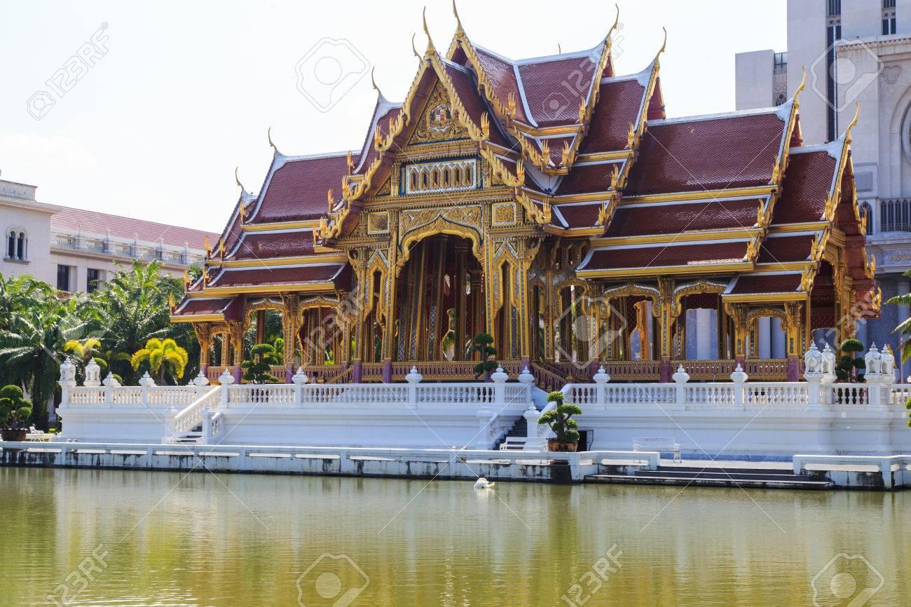 Lieu intéressant à ABAC University Bangkok Thaïlande.