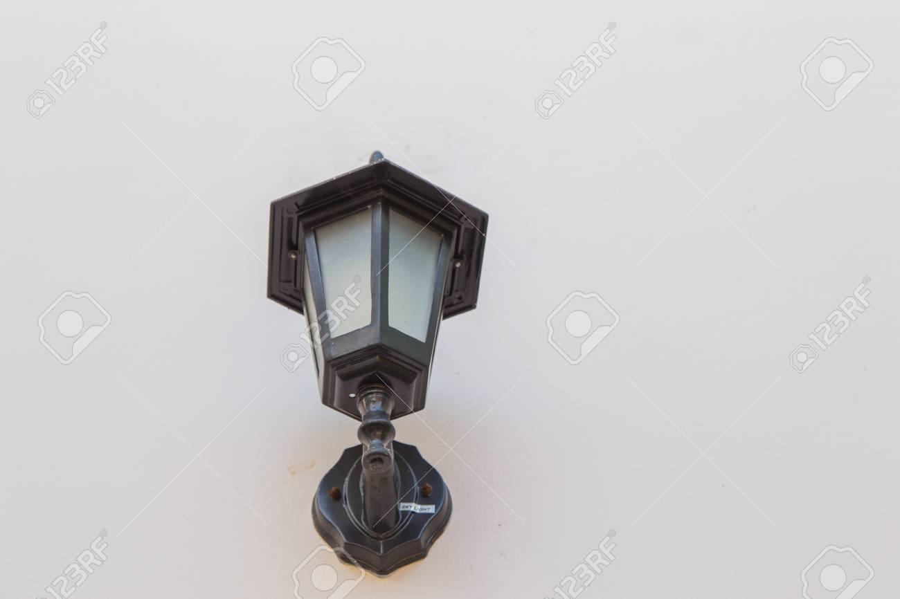Perzel rare applique d angle exterieur interieur verre et