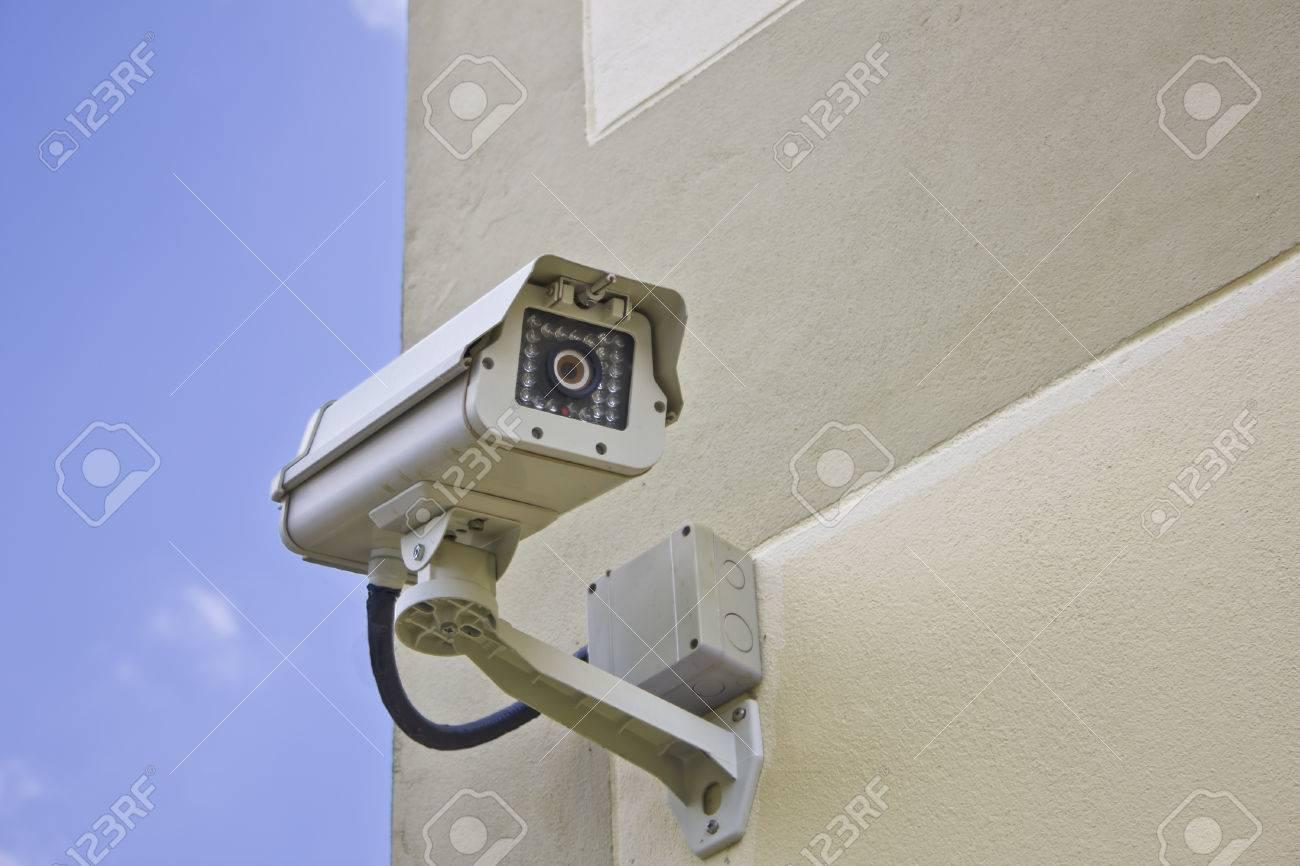CCTV security camera Stock Photo - 22254170