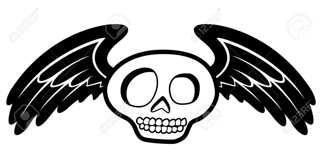Vettoriale icona del cartone animato in bianco e nero di un