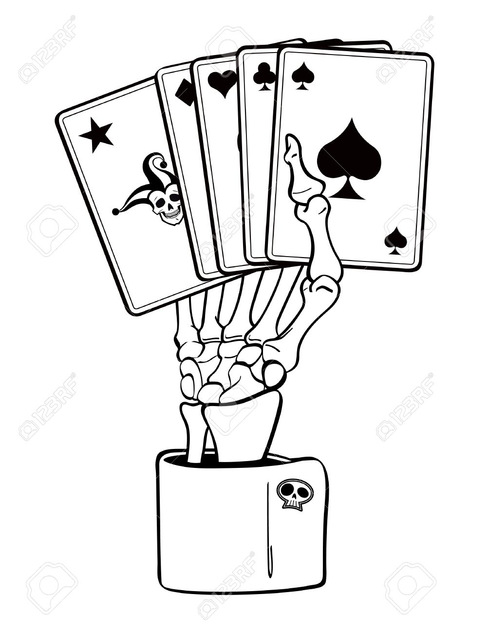 Poker playing drawing hands olivier surault immobilier baccarat
