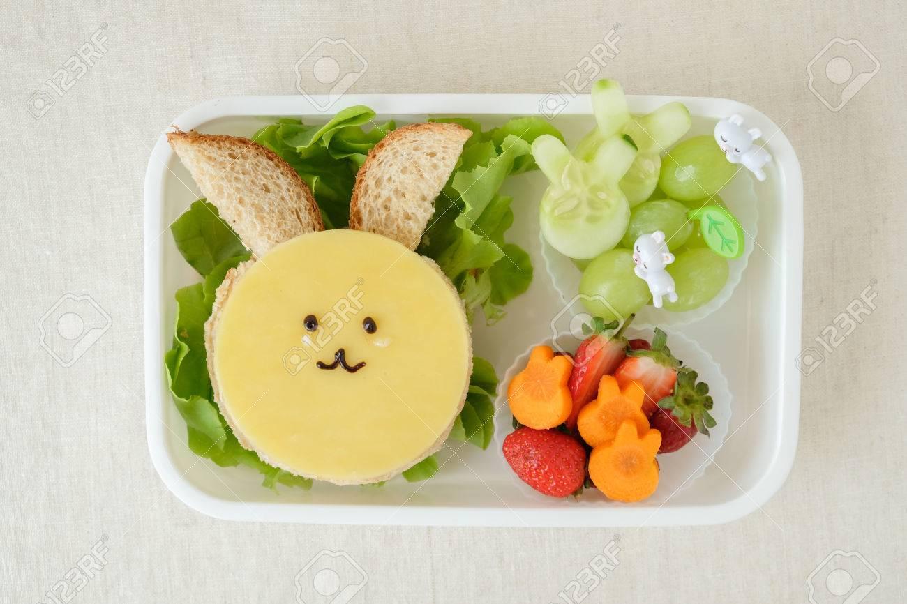 お弁当 子供