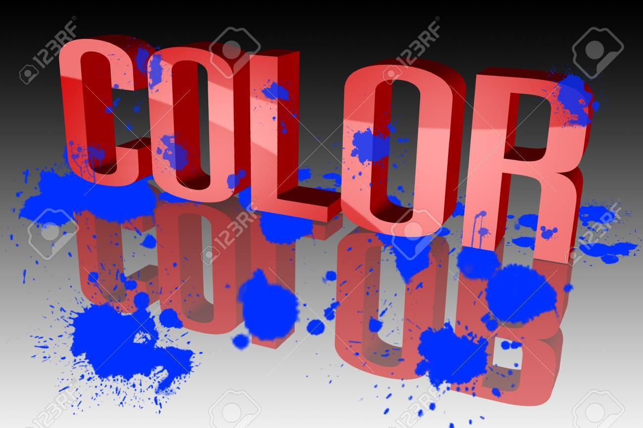 Stain color Stock Photo - 15578425