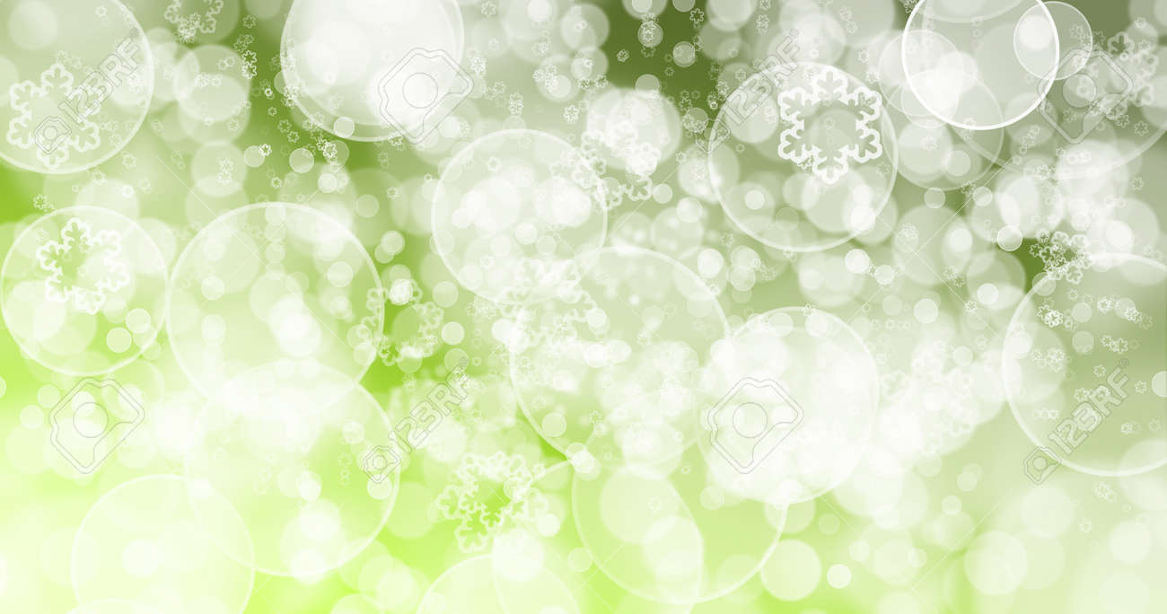 Green background.Bokeh Green background. - 120708432