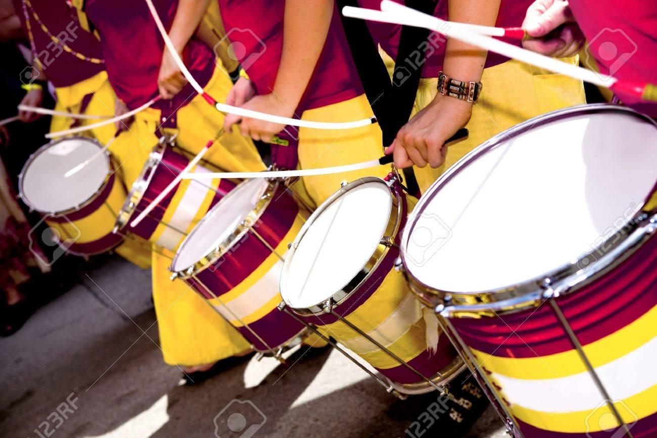 Scenes of Samba Festival in Coburg, Germany - 9408848