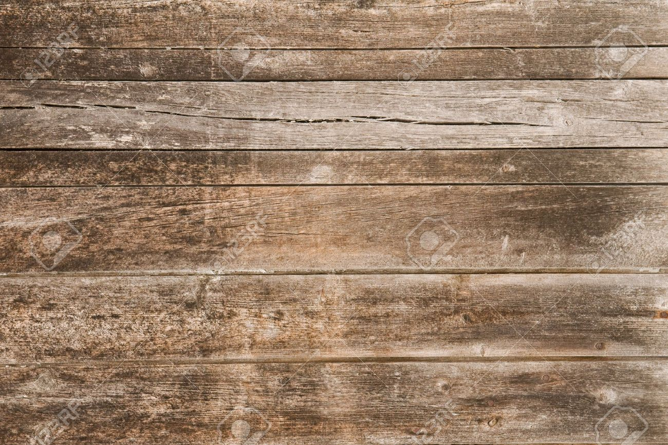 Used Raw Wood Shelves Texture Stock Photo, Picture And Royalty ...