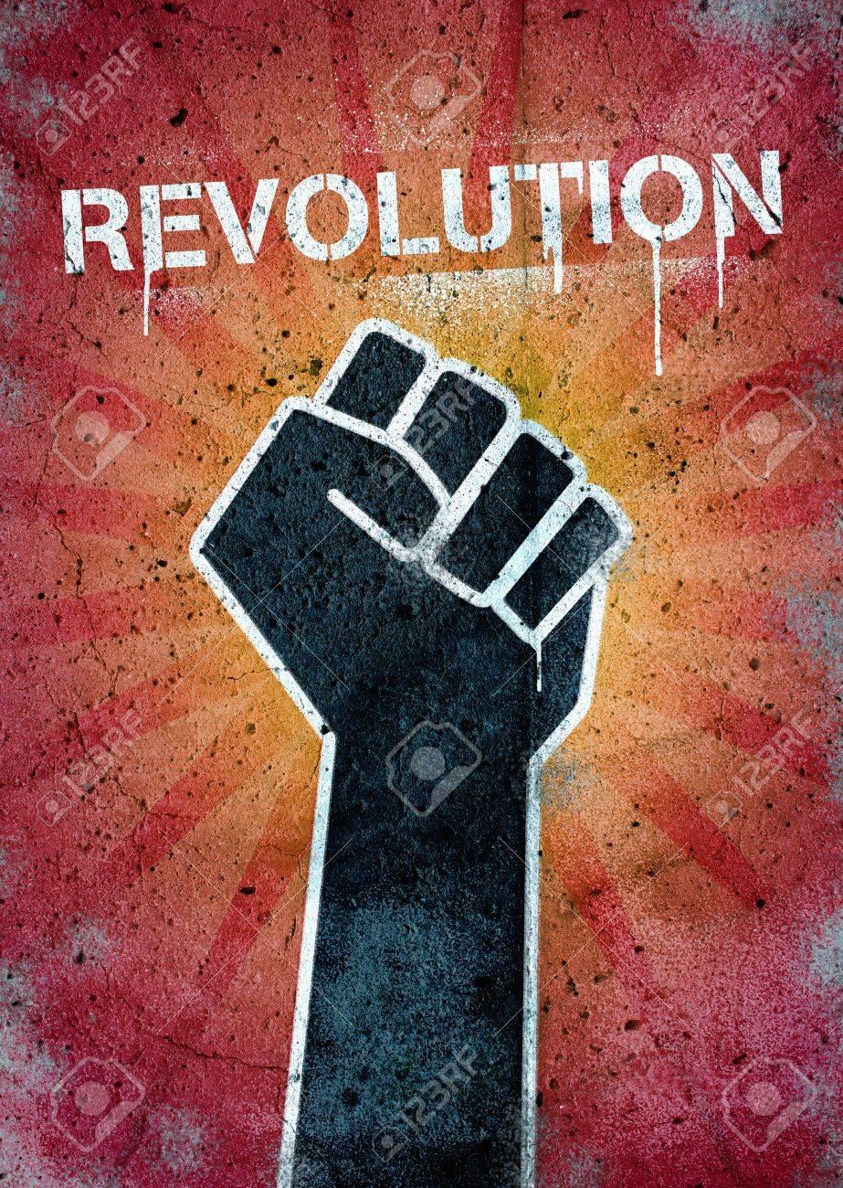 Revolution Stock Photo - 8889331
