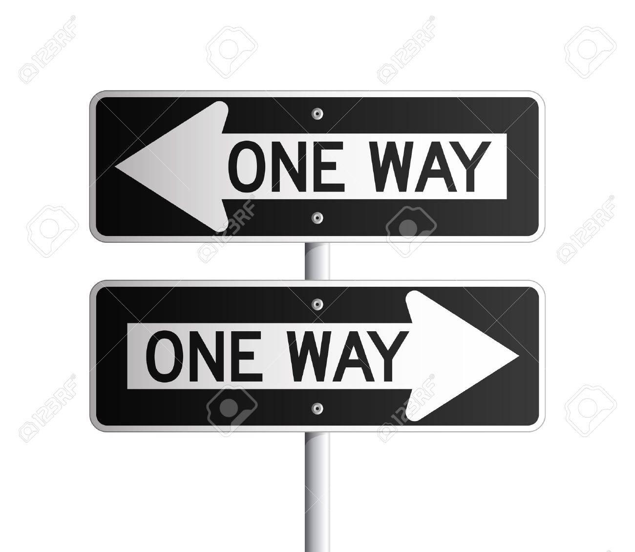 One way board 2 - 11295299