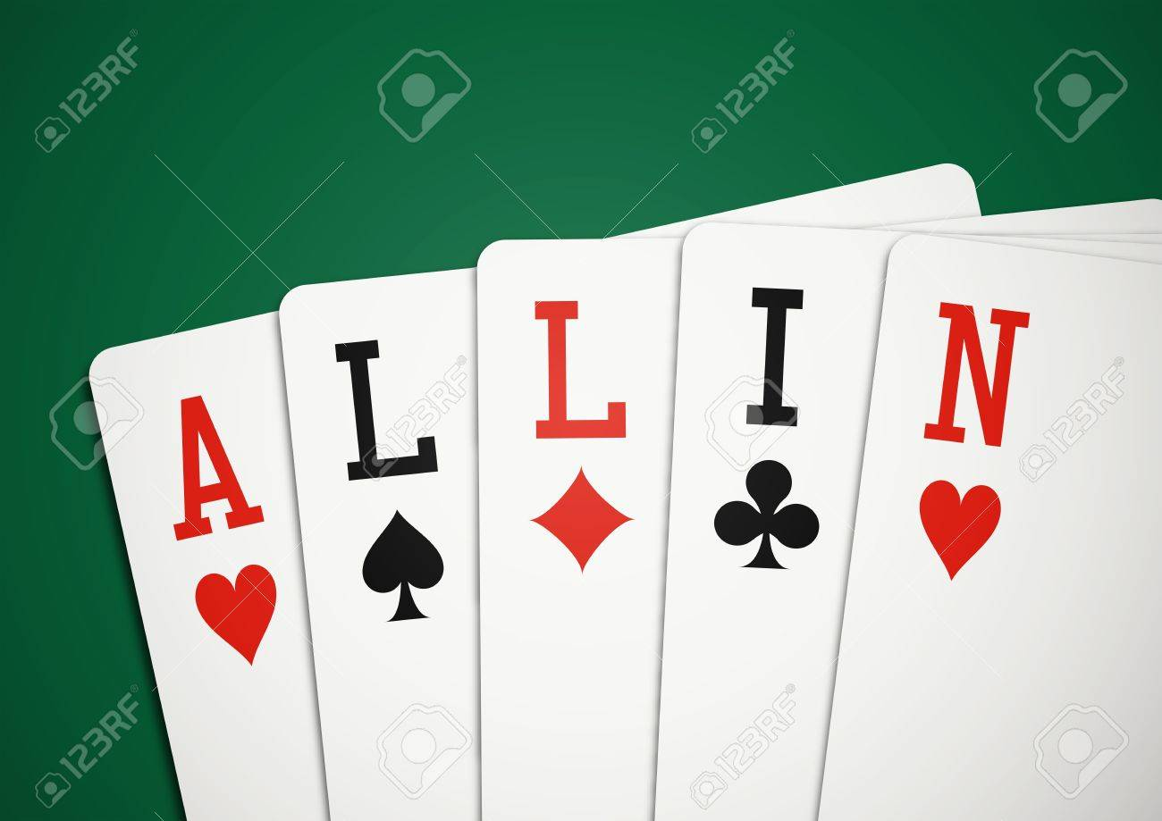 Cards All in Stock Vector - 13207628