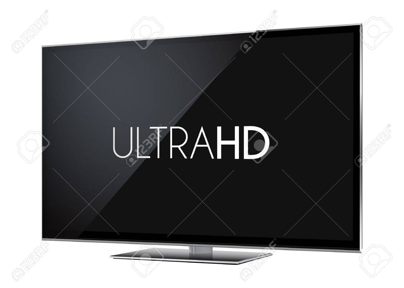 TV Ultra HD Stock Vector - 16306808
