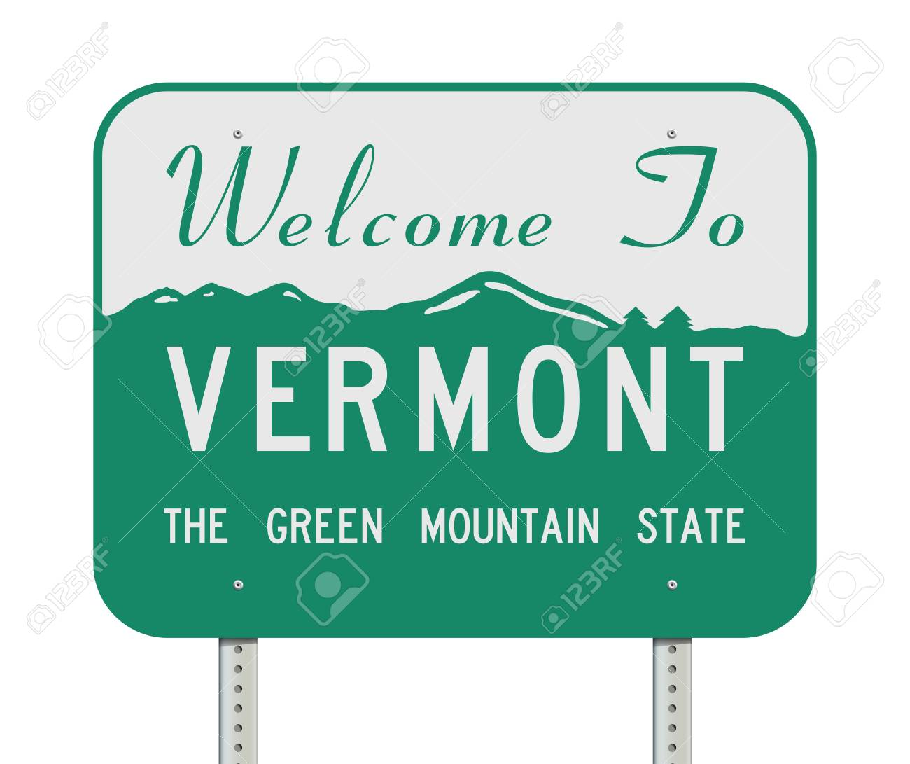 Cliparts Vermont 101266780 Image Welcome Vectors Free Sign And Stock Illustration Royalty To Road