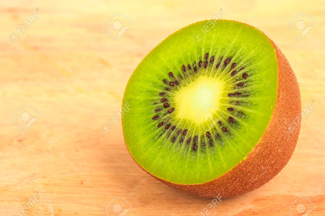 Close Up Of Kiwi Fruit Extreme Macro Shoot Selective Focus Stock Use In Photography For Dummies Photo 60348846