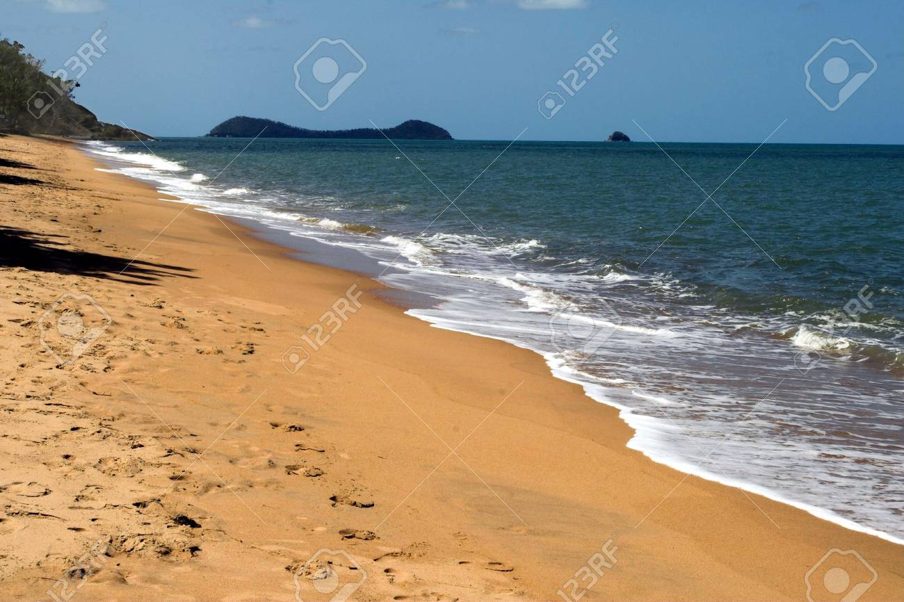 Empty Beach Stock Photo - 2904770
