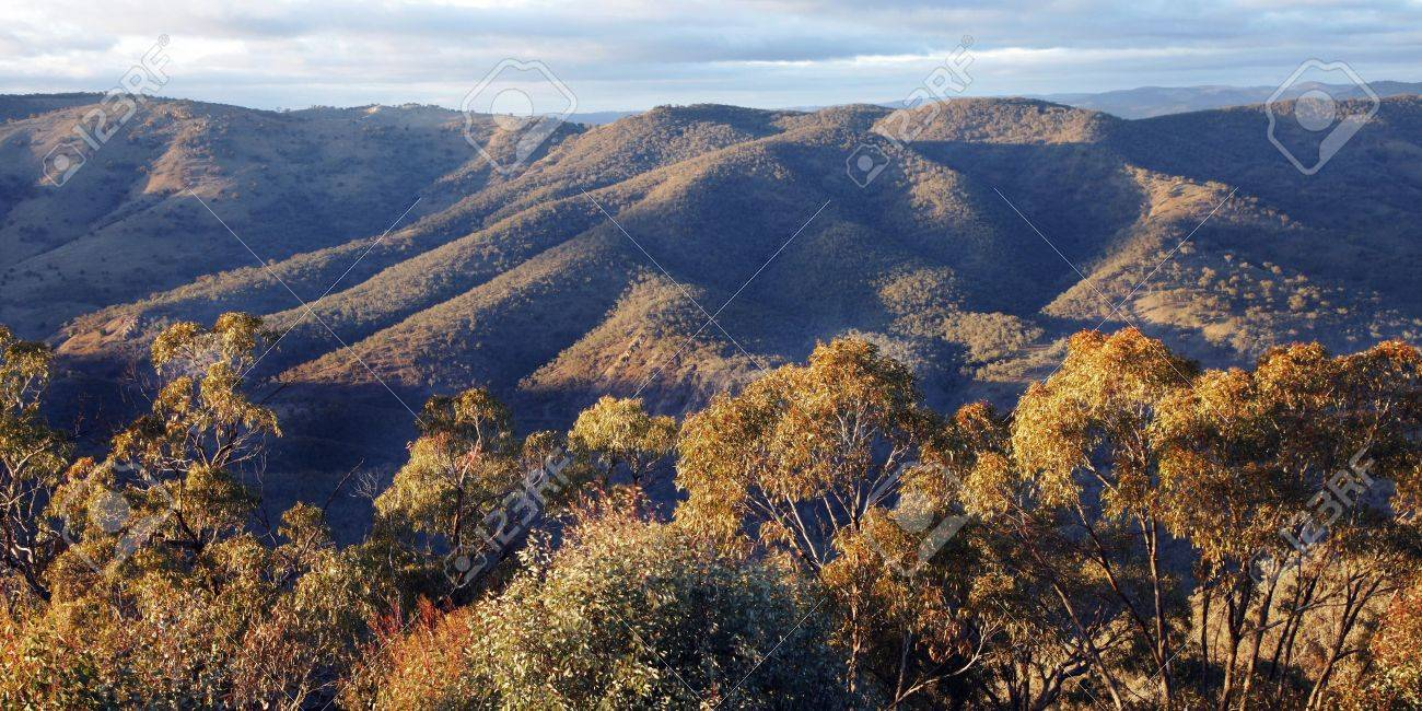 New South Wales Landschaft Land New South Wales