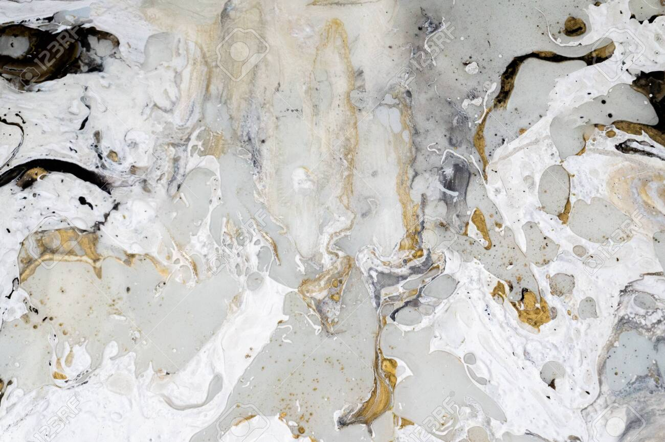 Marble Background Texture With Gold Black Grey And White Colors Stock Photo Picture And Royalty Free Image Image 122564233