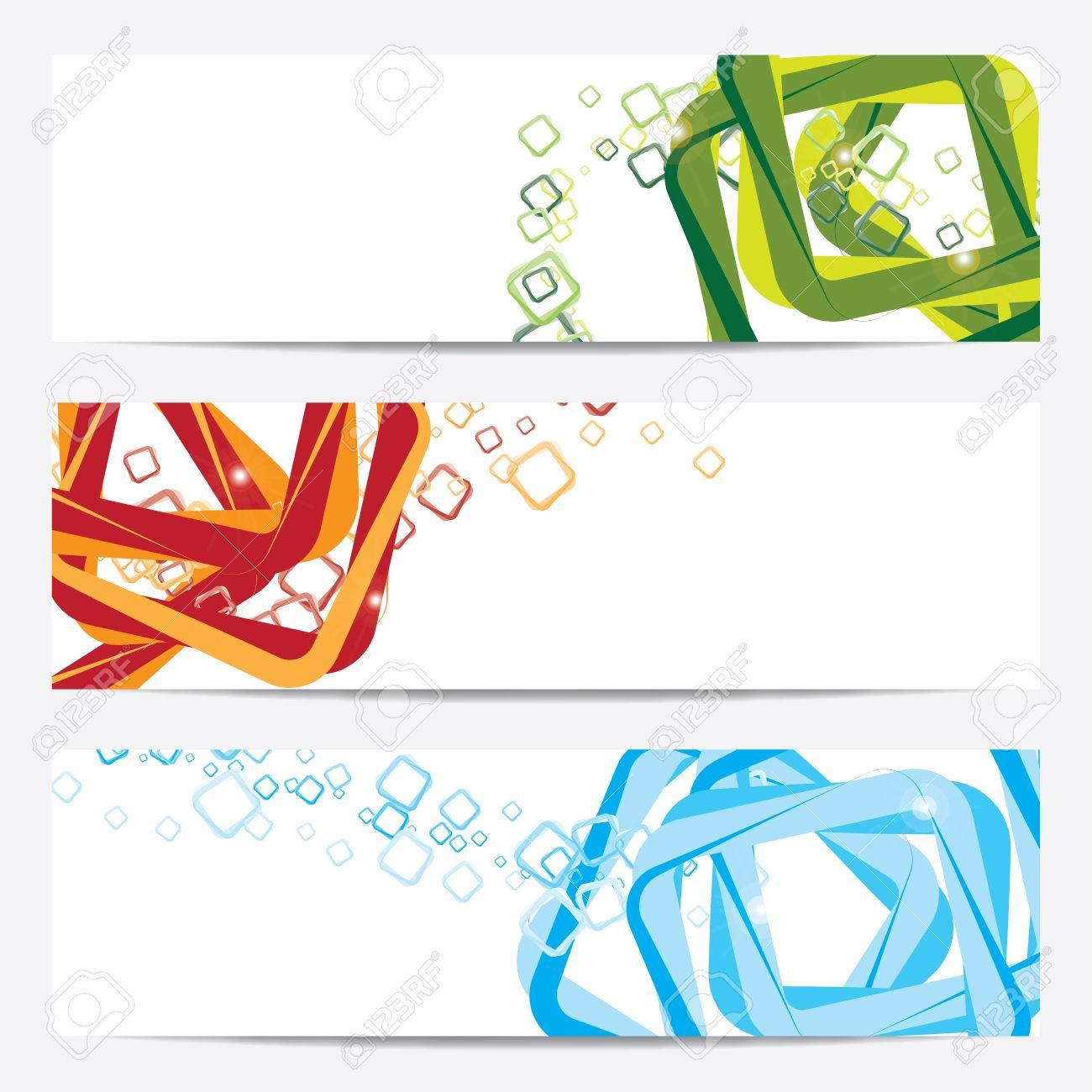 Design vector banner - Banner Template Background Stock Vector 15084143