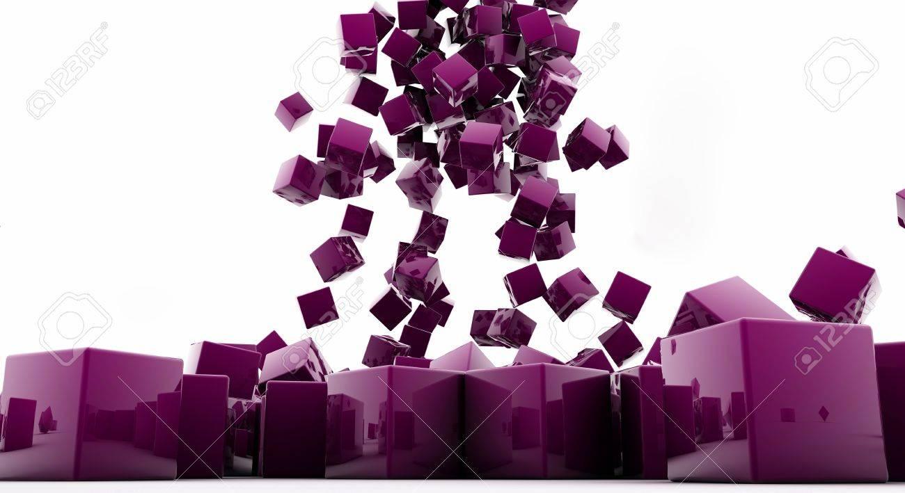 Cubes Stock Photo - 15084153