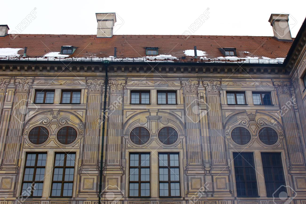 Residenz, Munich, Germany Stock Photo - 17176131