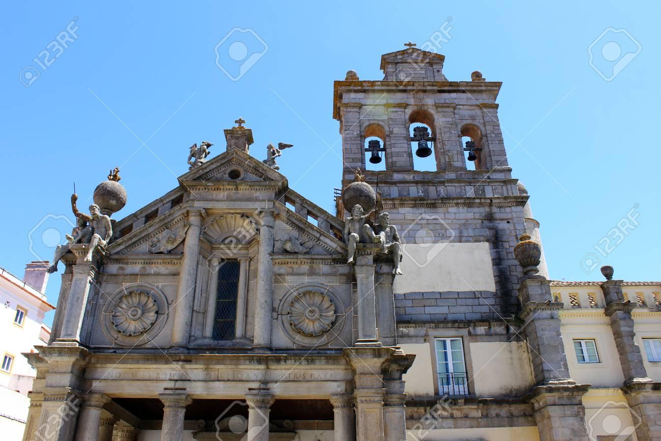 Graca church, Evora, Portugal - 22562100