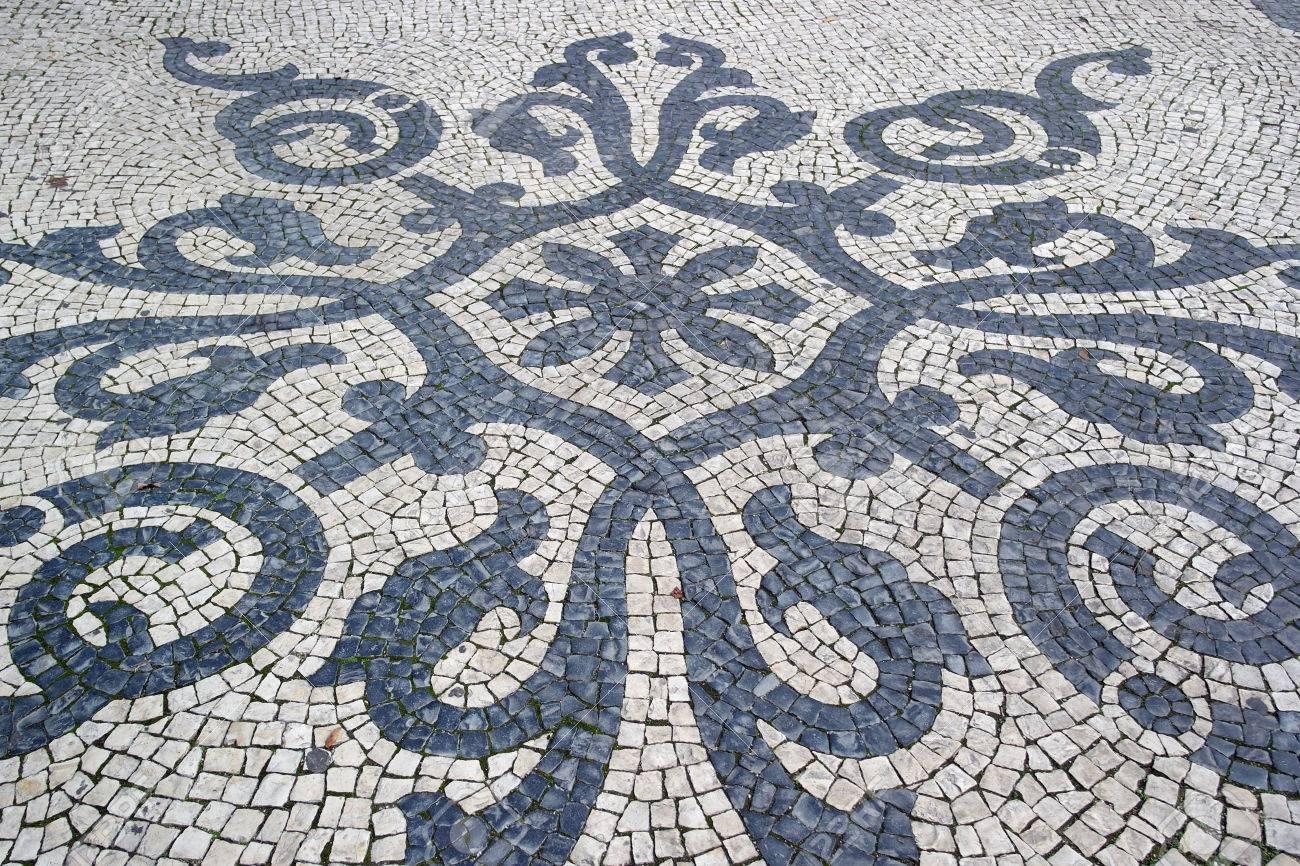 ポルトガルの舗装、ポルトゥゲサ...