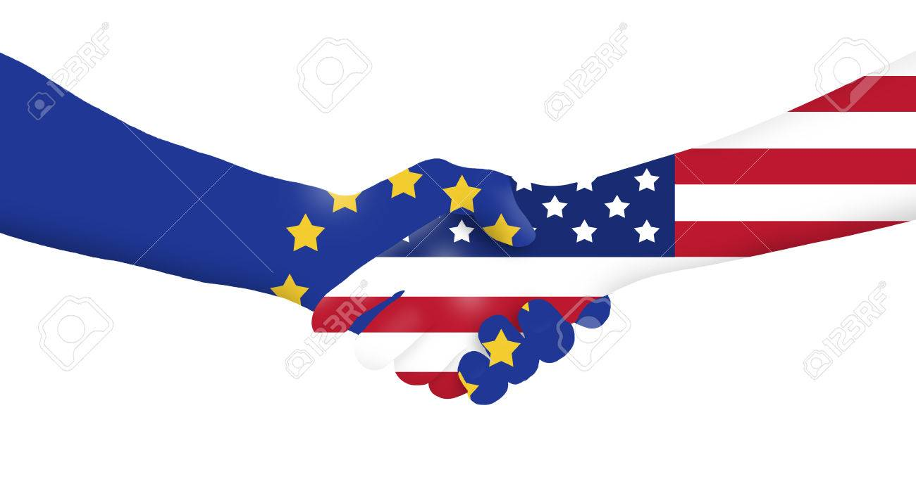International business - Europe - USA - 64496878