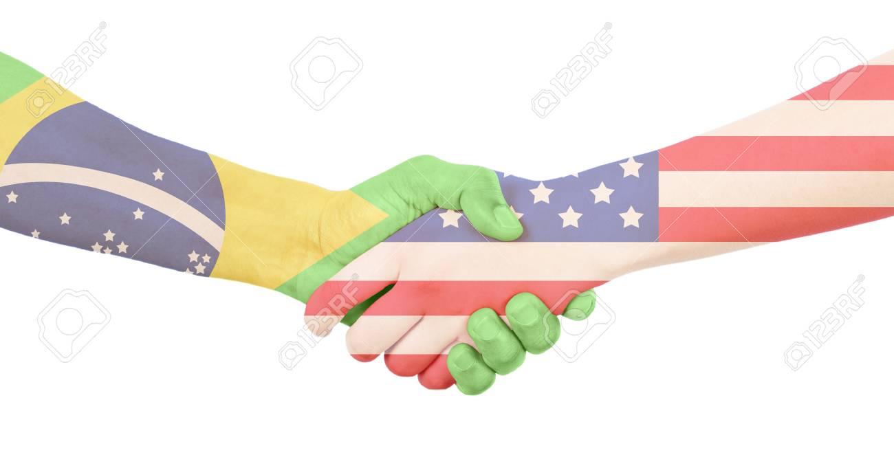 International business - Brazil - USA - 67879311