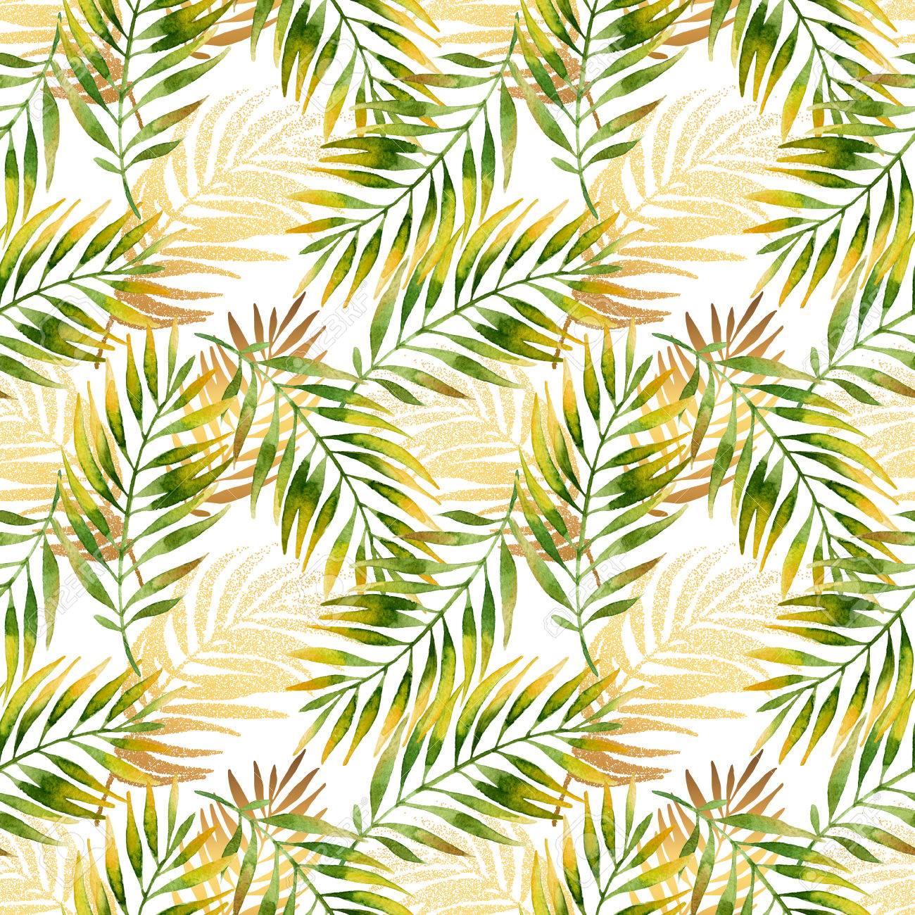 Watercolor Tropical Leaves Seamless Pattern Watercolour And Stock Photo Picture And Royalty Free Image Image 85361307 2020 popular 1 trends in home & garden, home improvement with tropical leaf painting home and 1. watercolor tropical leaves seamless pattern watercolour and