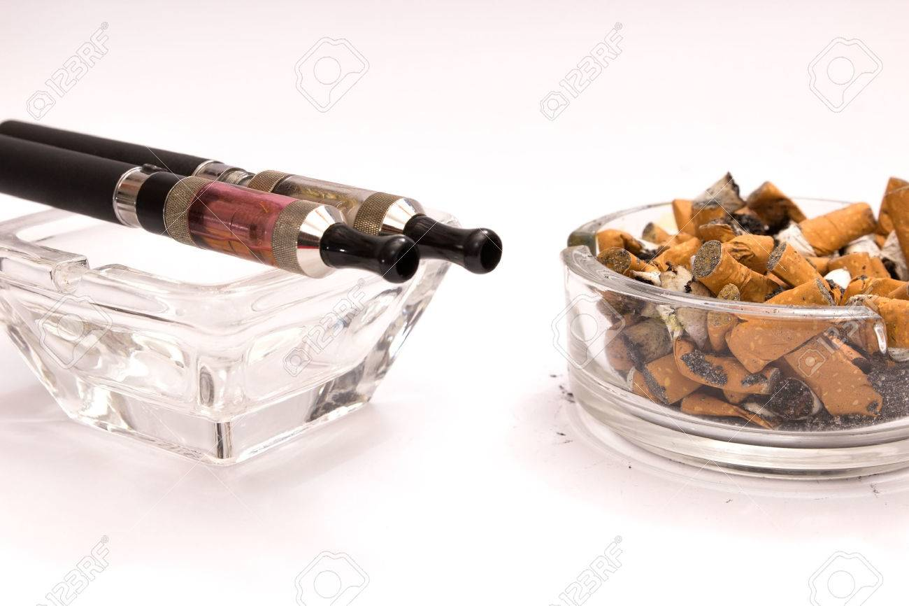 E-cigarette more cleaner than cigarettes - 24346344