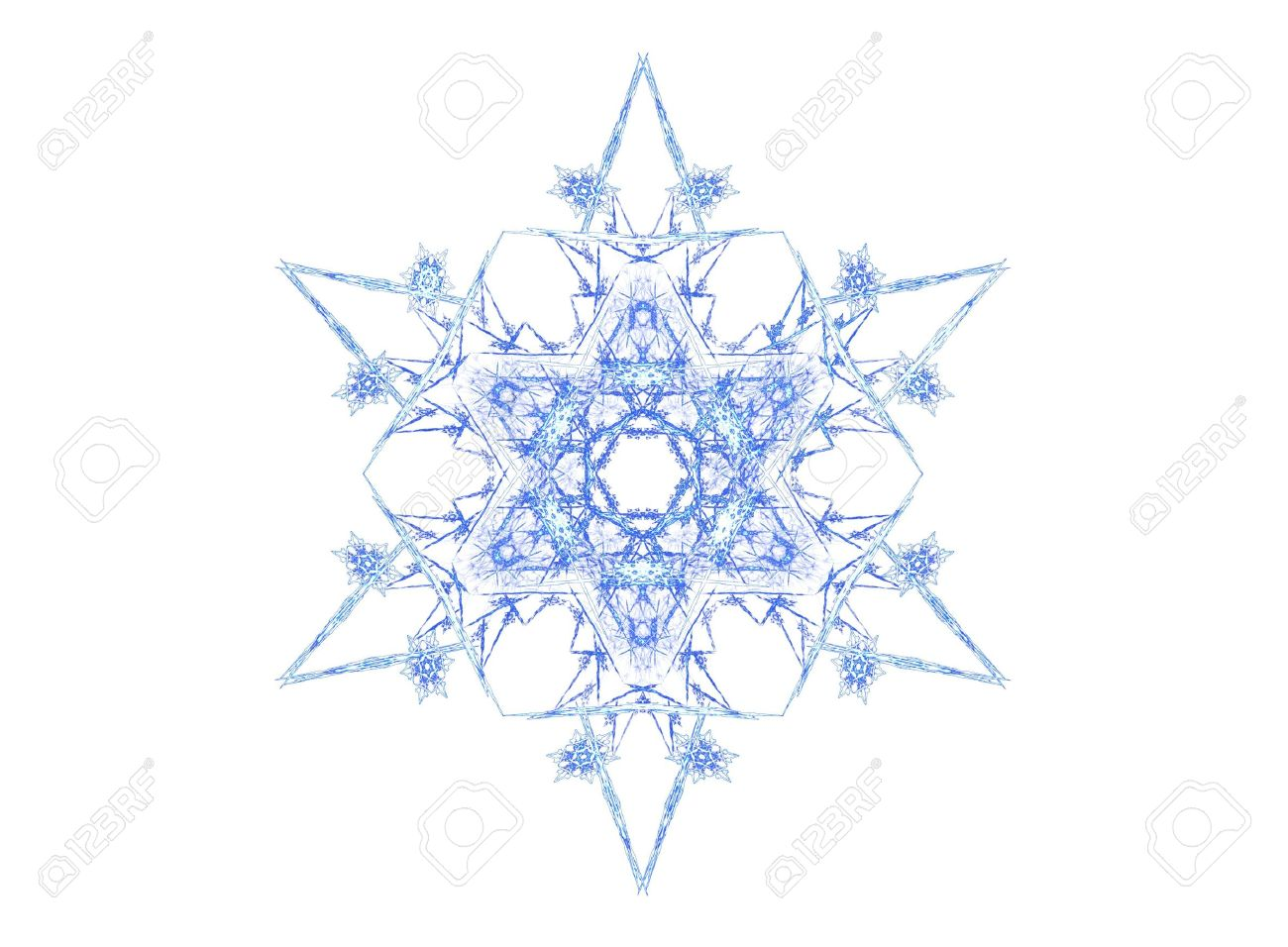 Snowflake by TaffGoch on DeviantArt