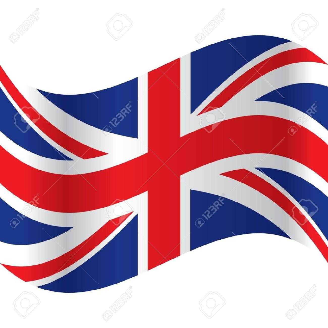 official flag of great britain Stock Vector - 14558470
