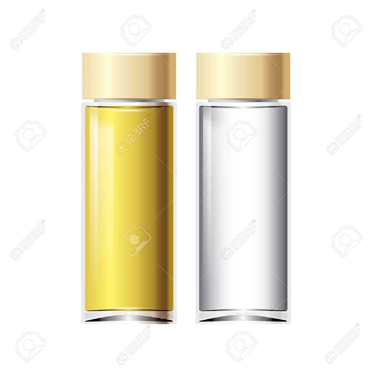 bottle of perfume Stock Vector - 16476416