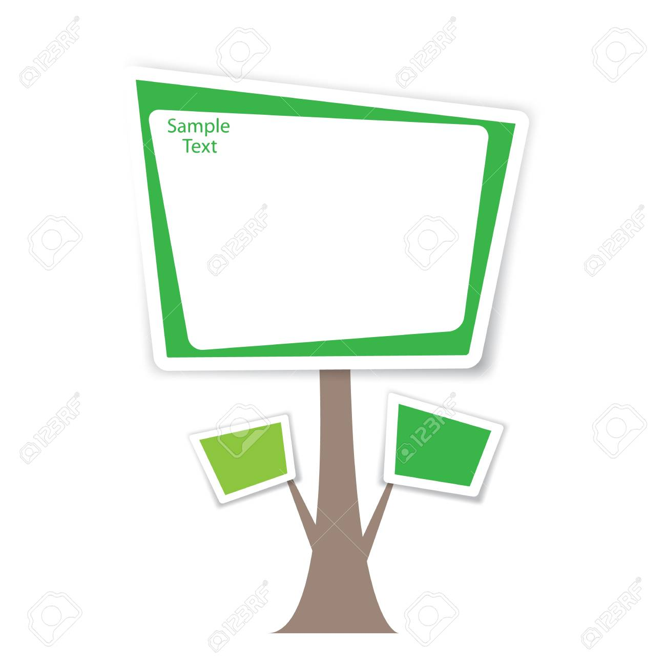 tree vector Stock Vector - 17521858