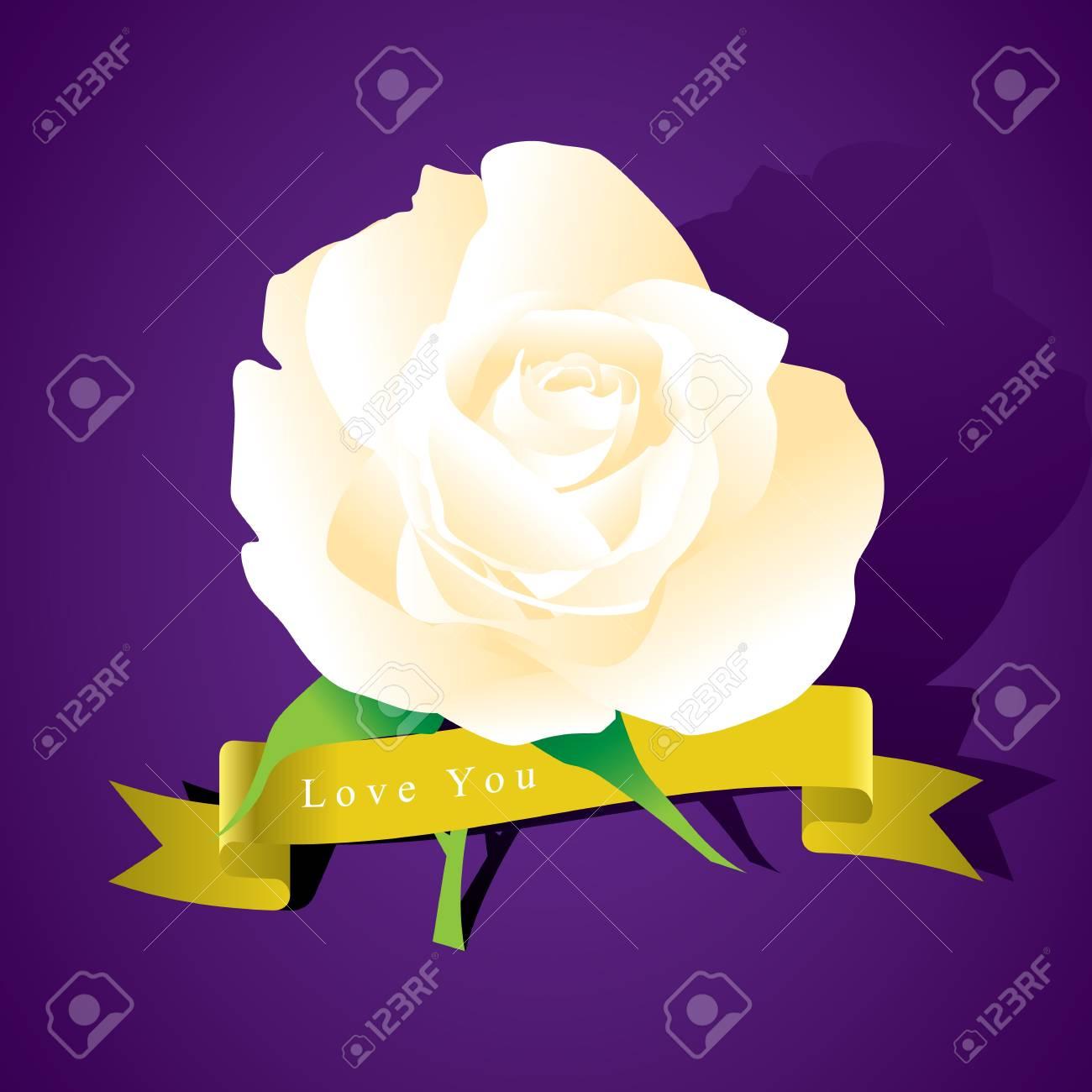 rose vector. - 17522080