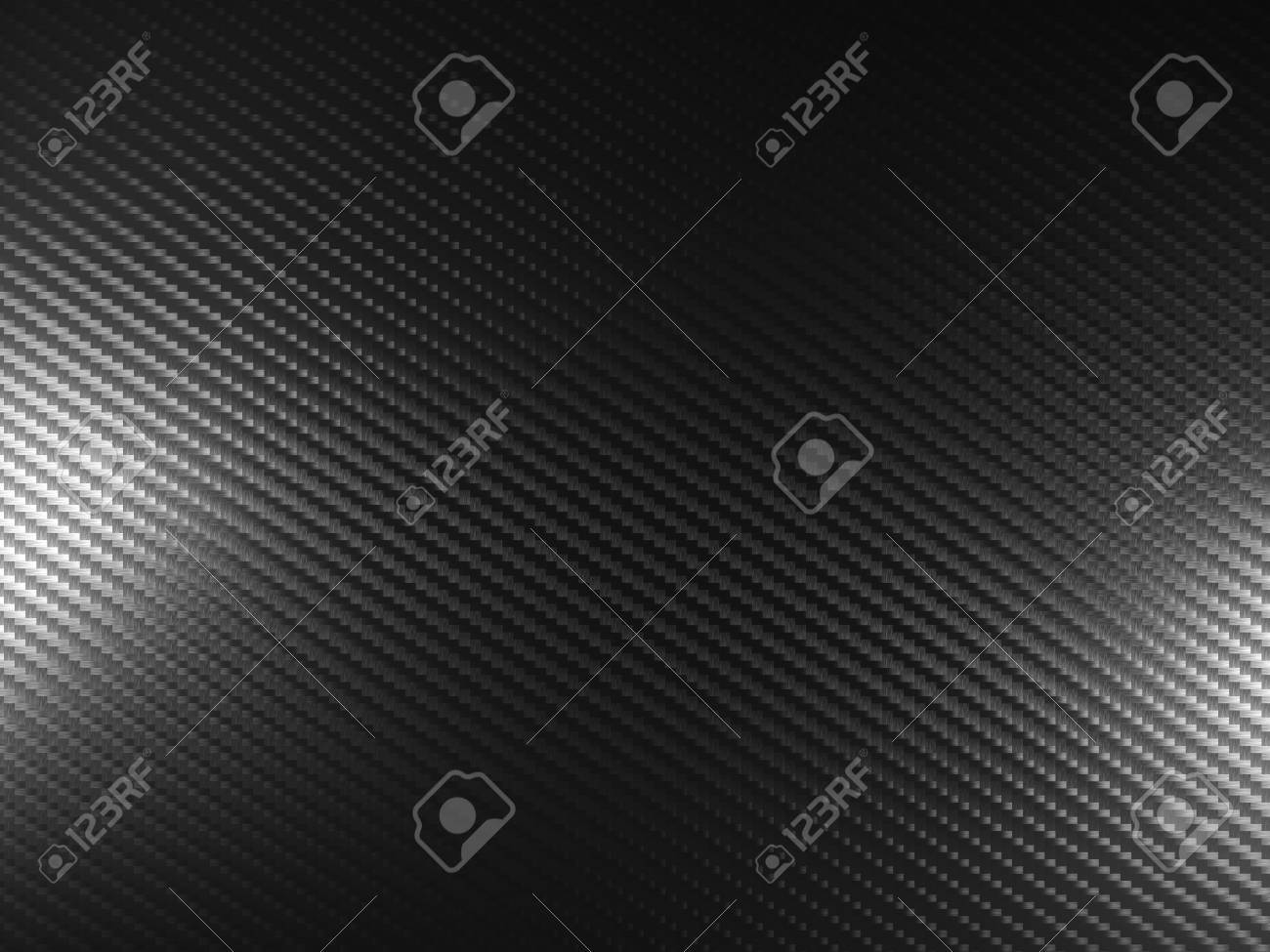 3d image of classic carbon fiber texture - 42873200