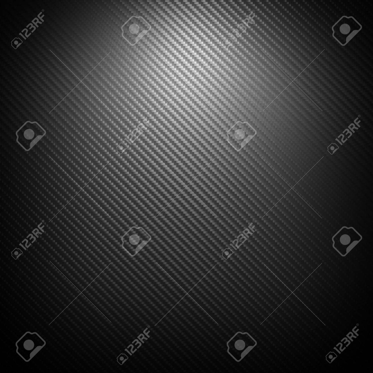 3d image of classic carbon fiber texture - 49855113