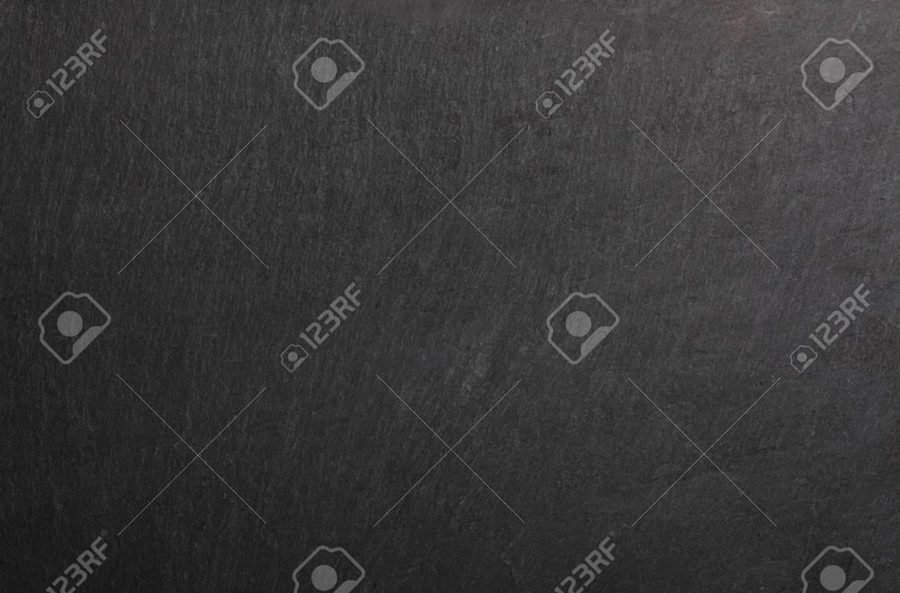 detail of real black slate - 63569641