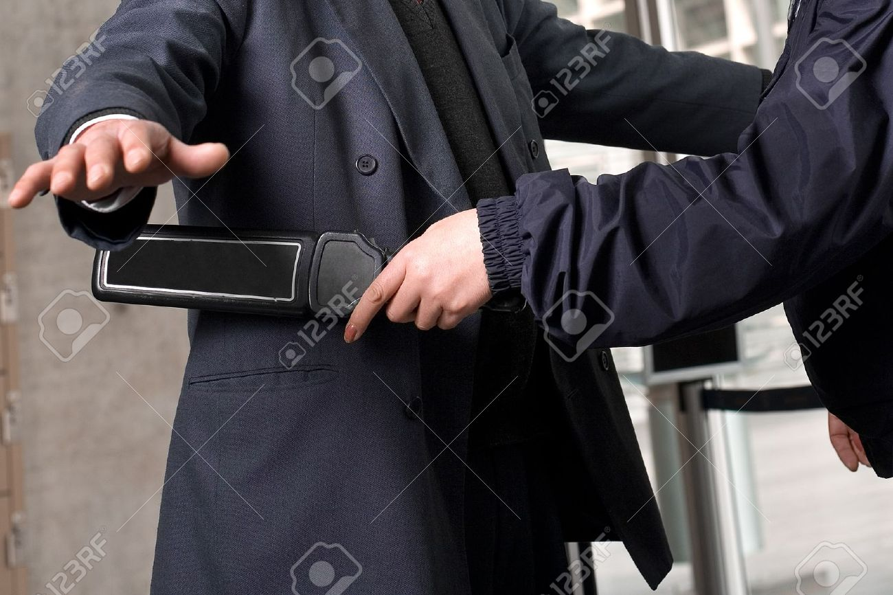 Security check Stock Photo - 16556593