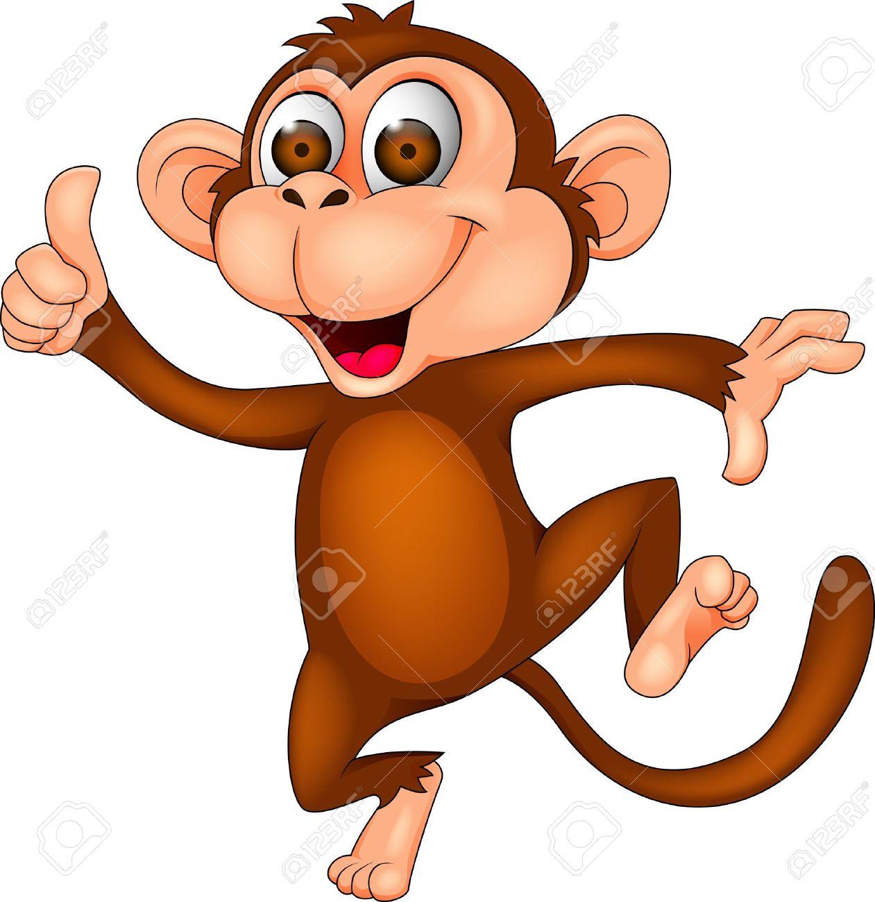 Resultado de imagen para simio caricatura