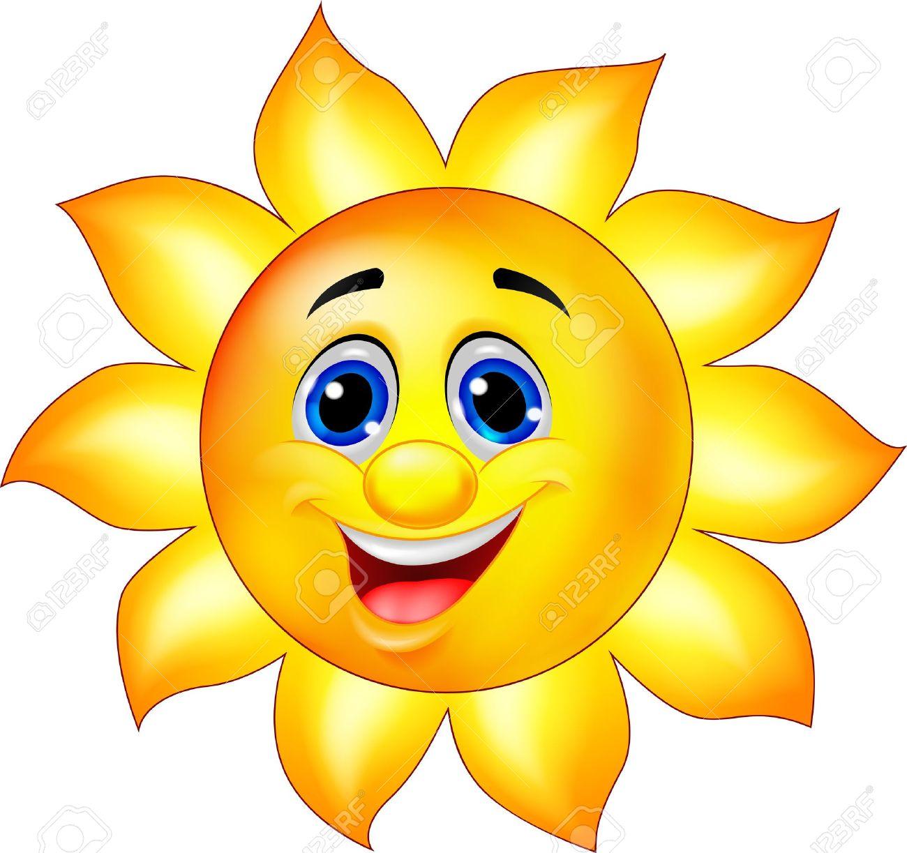 sun cartoon character royalty free cliparts vectors and stock rh 123rf com sun cartoon pictures cartoon sun images download