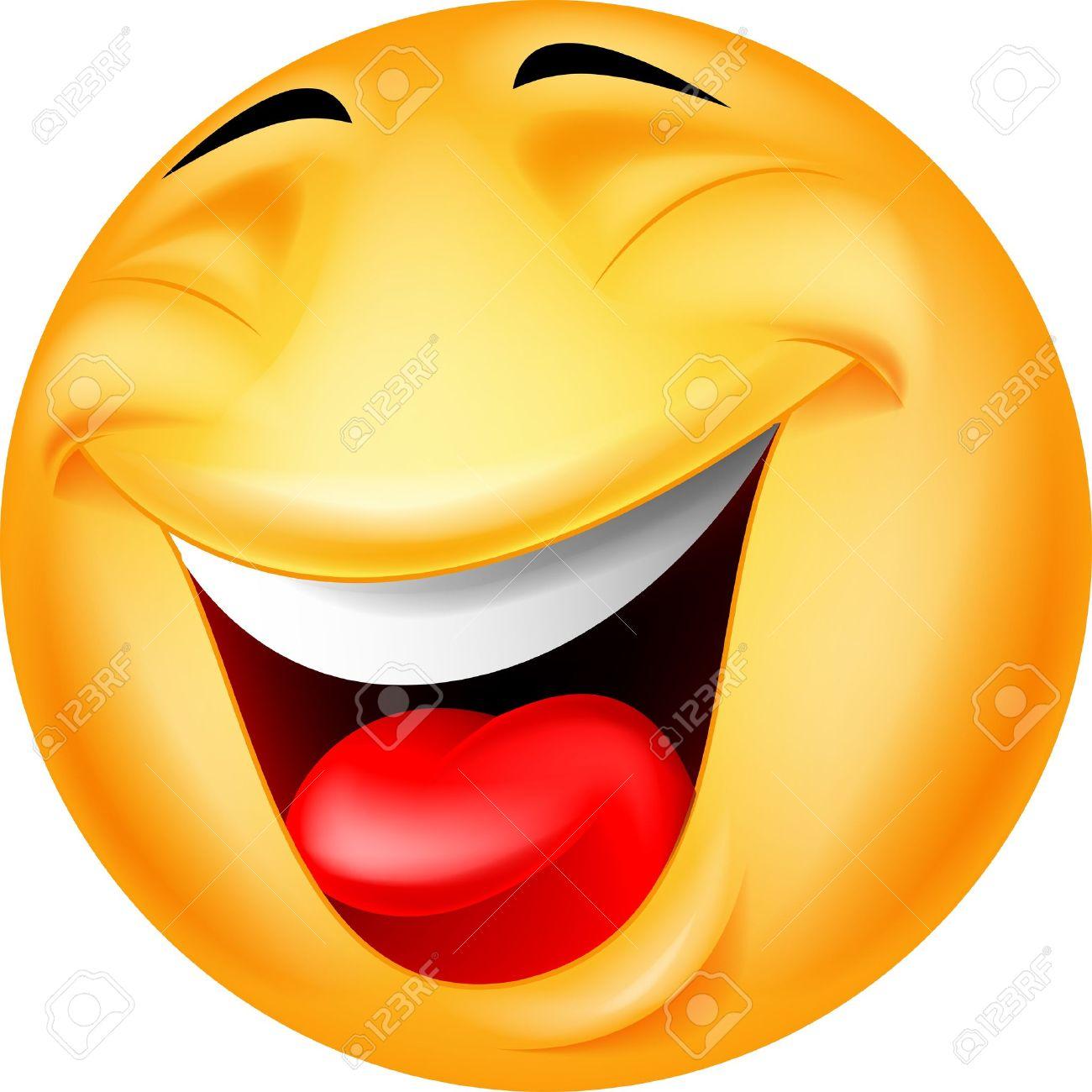 Happy smiley emoticon - 17473777