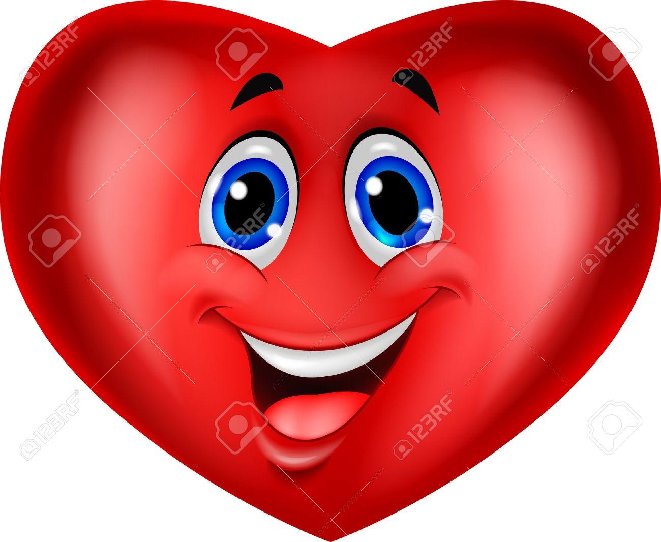 Cute smiling heart symbol royalty free cliparts vectors and cute smiling heart symbol stock vector 17697020 buycottarizona Images