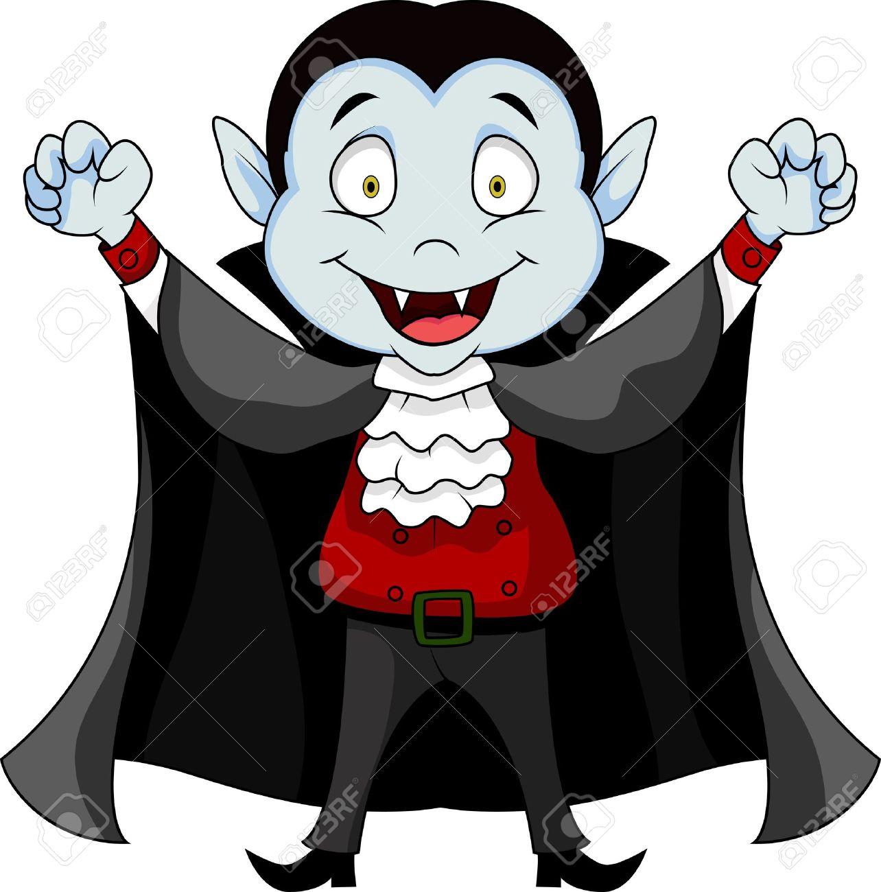Dessin animé vampire