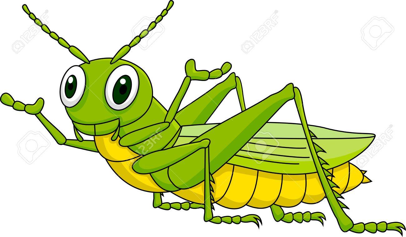 illustration of cute grasshopper cartoon royalty free cliparts rh 123rf com grasshopper clip art black and white grasshopper clipart black and white