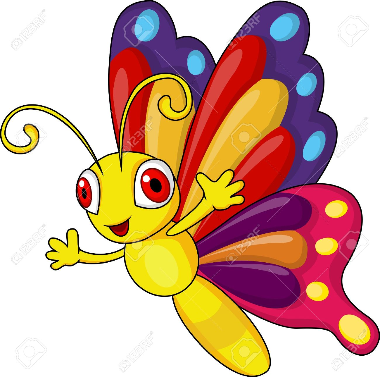 Worksheet Butterfly Beetle 3031 butterfly beetle cliparts stock vector and royalty free funny cartoon