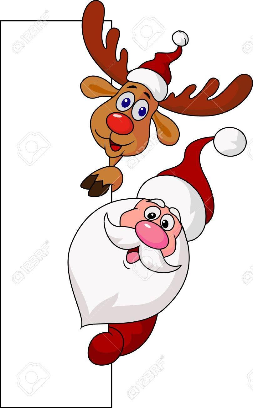 Санта и олень порно 19 фотография